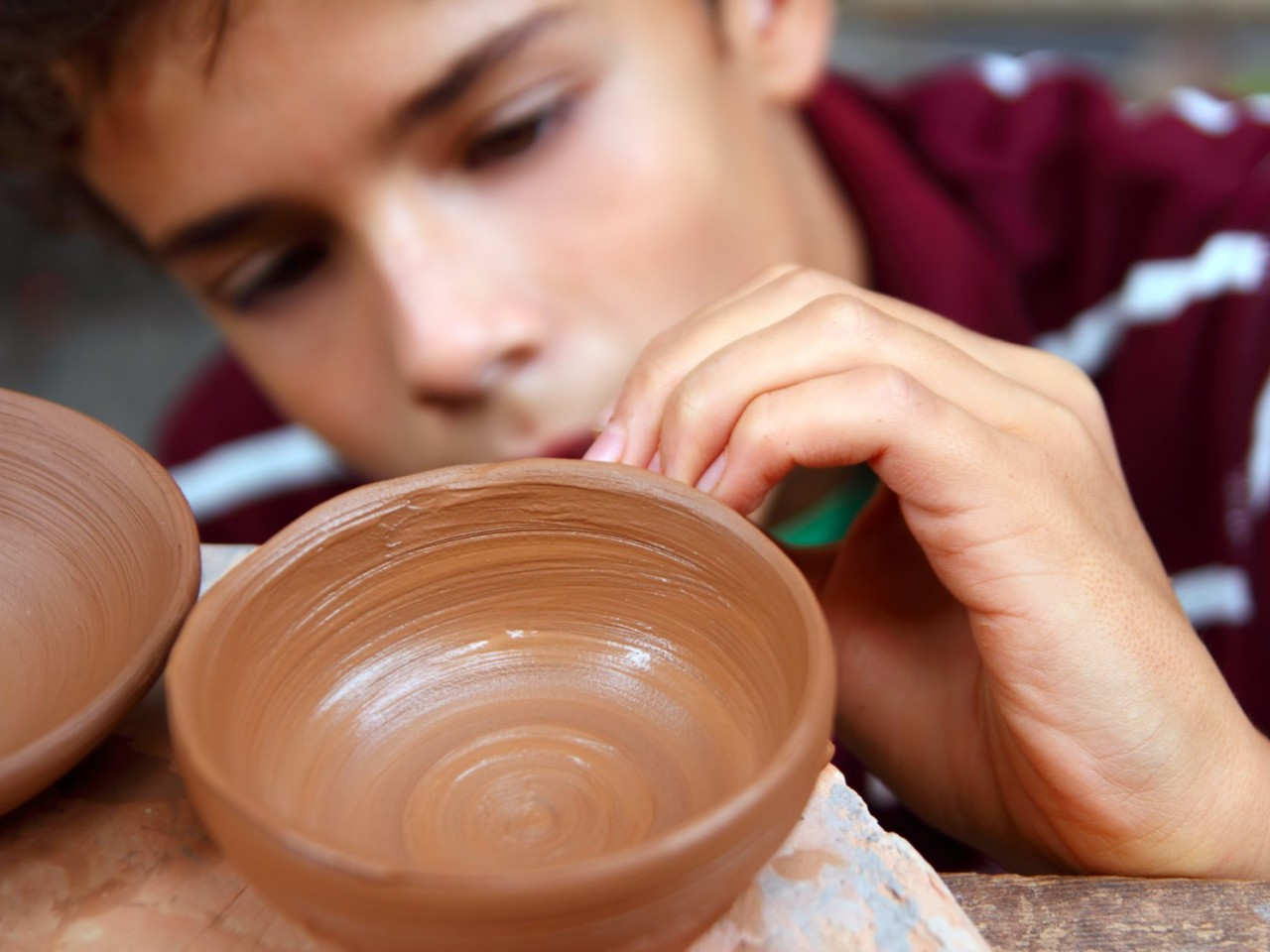 cours de poterie 12-15 ans 1er trimestre