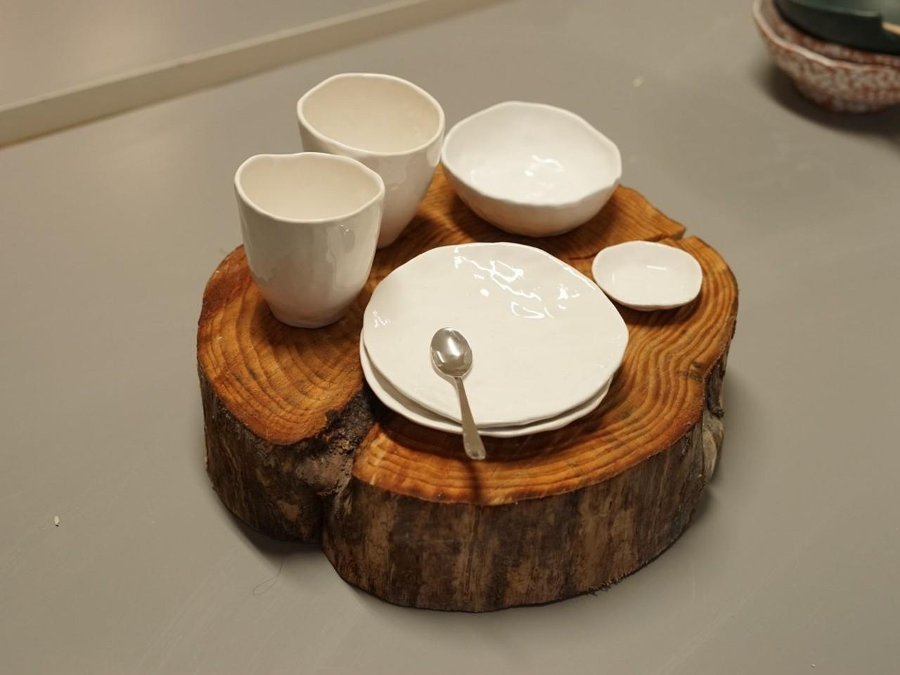 Fabriquez un set de petit déj
